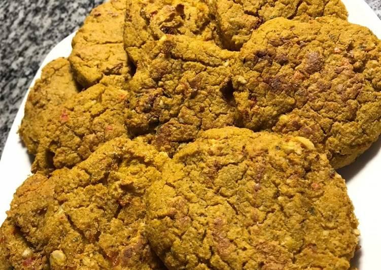 Falafel 🧆 al horno