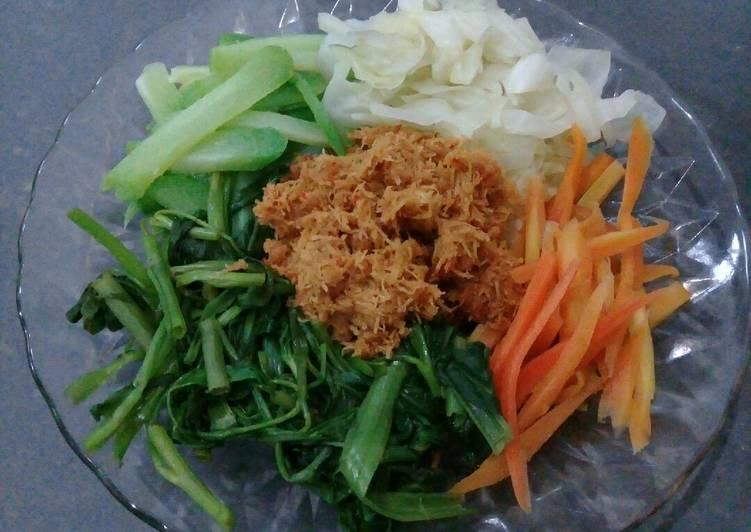 Urap sayuran