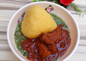 How to Cook Appetizing Eba Okro Soup  Stew
