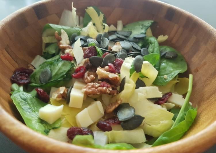 Recette Des Salade composée