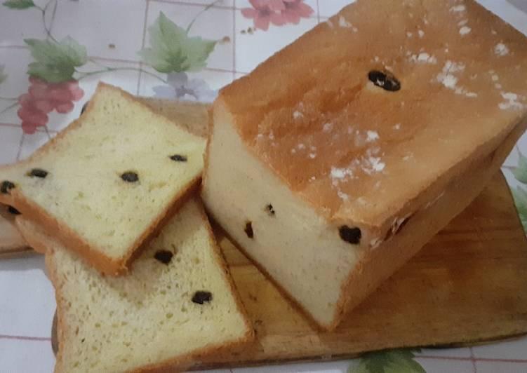 Roti Tawar Kismis