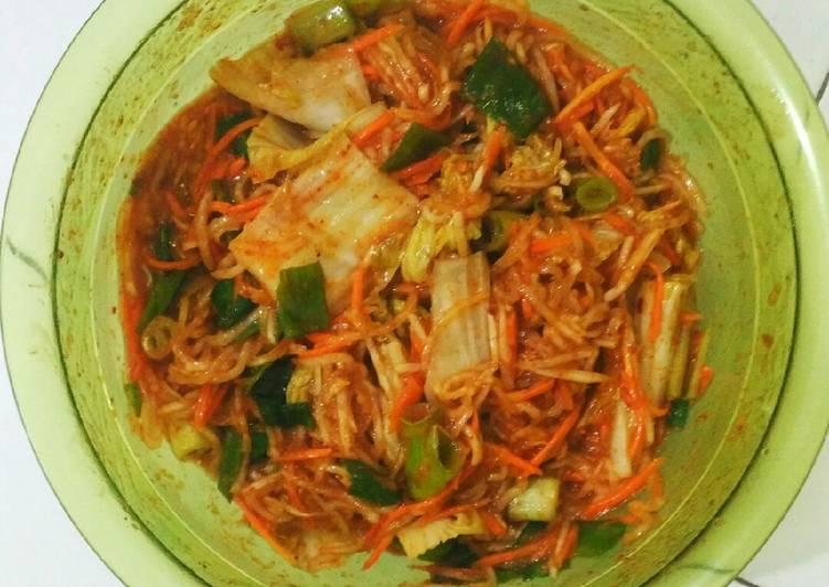 3. Kimchi Praktis dan Sederhana