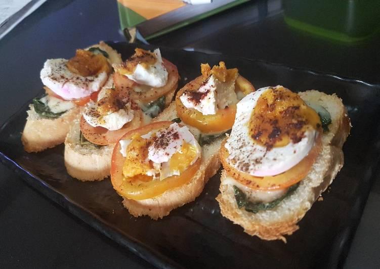 Salted Egg Sandwich
