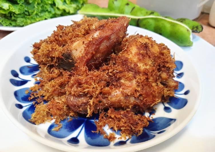 Resep Ayam Goreng Serundeng Oleh Imelda Cookpad