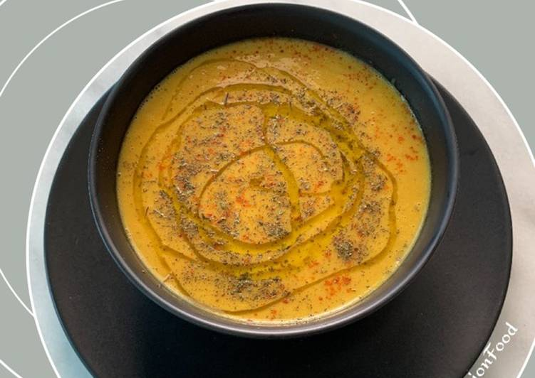 Easiest Way to Make Yummy Soupe de lentilles Sami tamimi- @4PassionFood #healthy