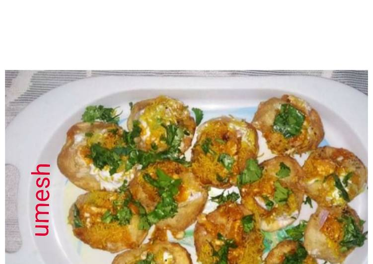 Dining 14 Superfoods Is A Terrific Way To Go Green And Be Healthy Golgappa chaat