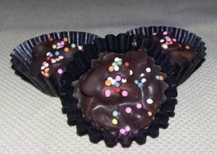 Coklat kacang