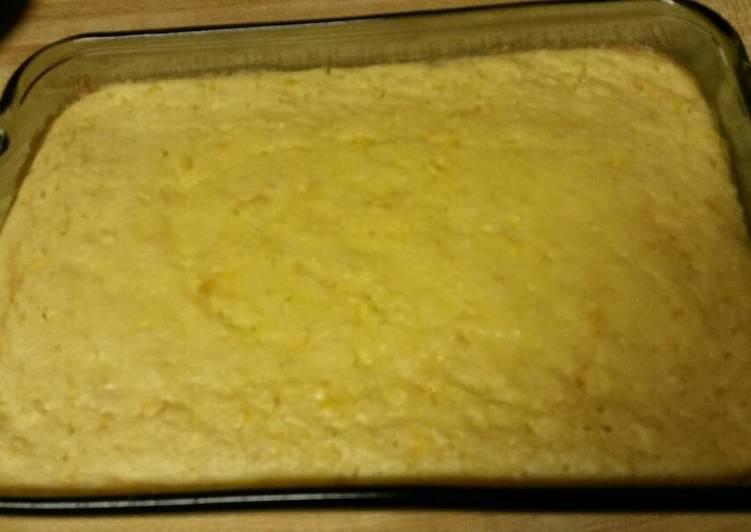 Everyday Fresh Quick Corn Pudding