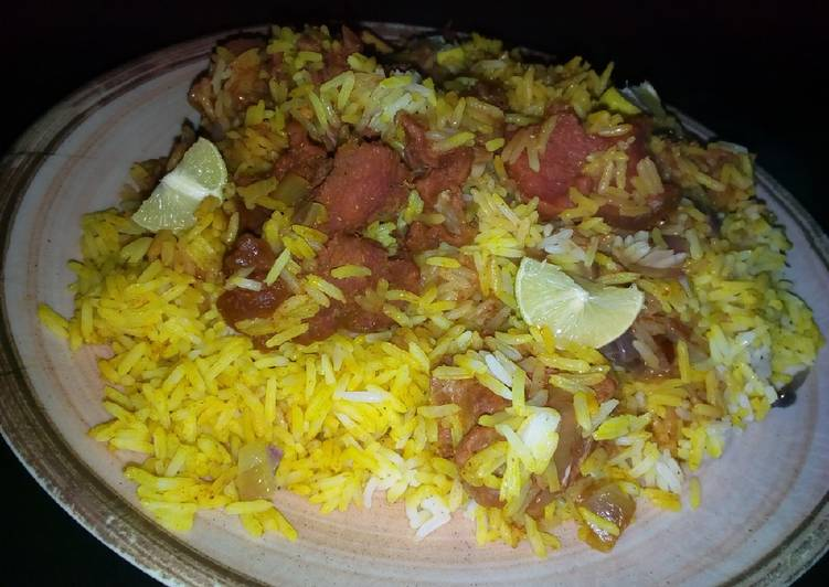 The Meals You Choose To Consume Are Going To Effect Your Health Beef biryani rice
