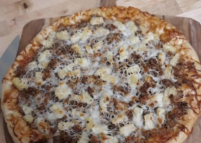 Top Pan Pizza