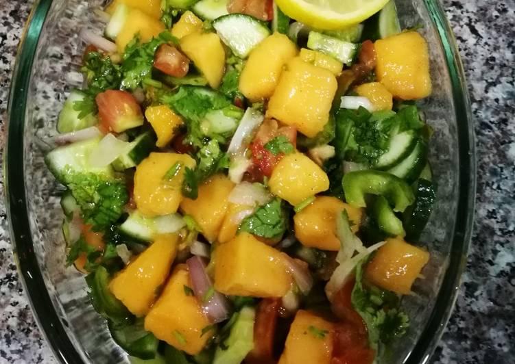 Recipe of Homemade Mango salsa