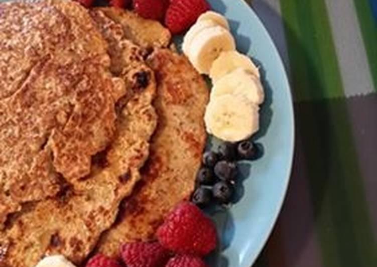 Pancake leggeri e veloci