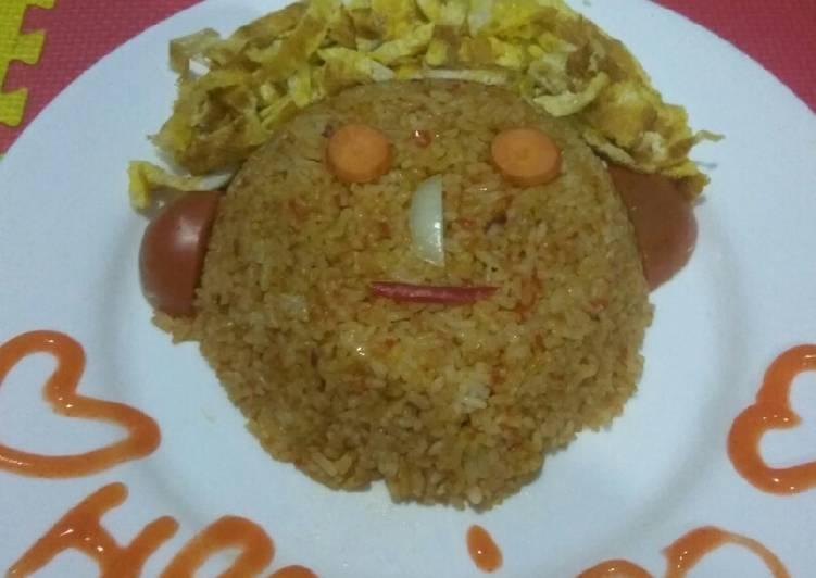 Nasi goreng kesayangan