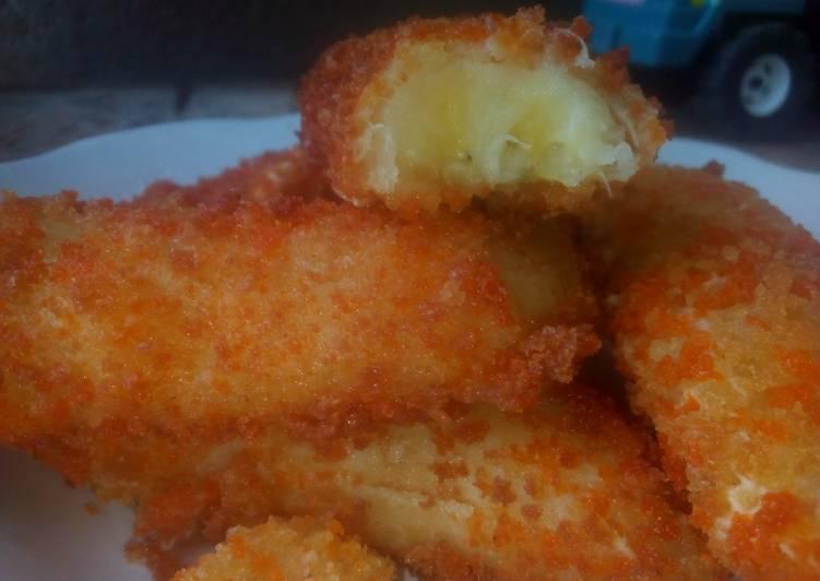 Cara Membuat Pisang goreng crispy farah quinn