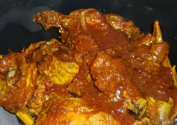 Ayam masak sambal kurang pedas - velavinkabakery.com