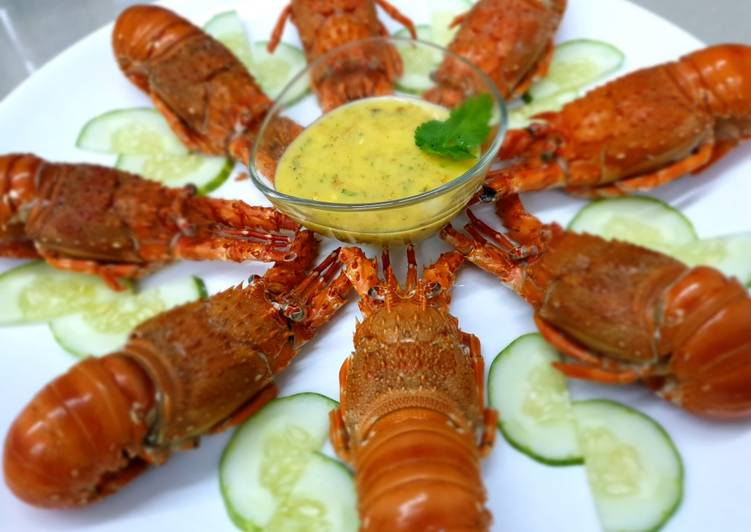 How to Make Ultimate Baby Lobster with Butter Garlic
