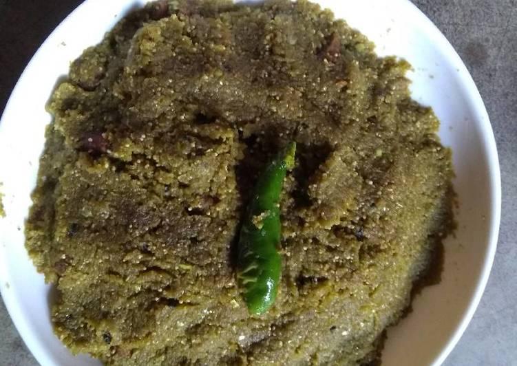 Easiest Way to Make Award-winning Lauer khosha bata(bottle gourd peel paste)