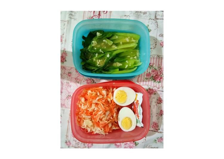 Menu diet lunch (Day 1)
