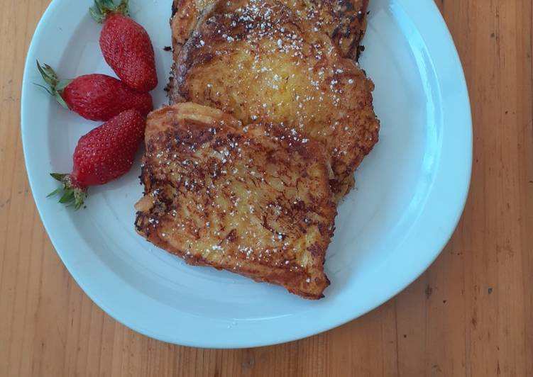 How to Make Perfect Pain perdu
