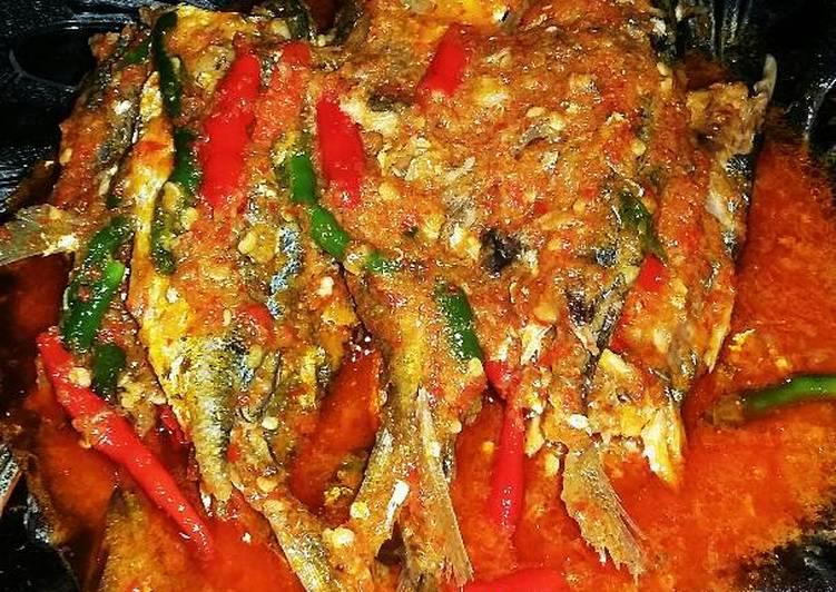 Ikan Dencis Kuah Pedas