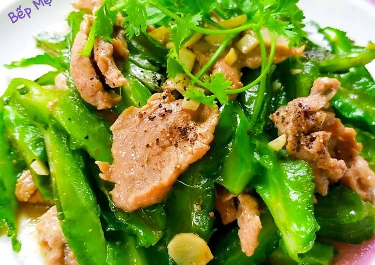 Thịt bò xào đậu rồng hình đại diện món