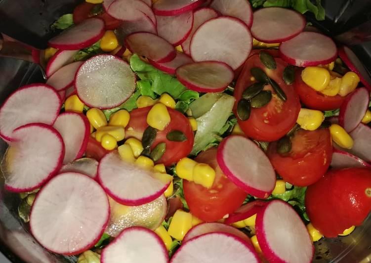 Comment Faire Des Salade du maraîcher