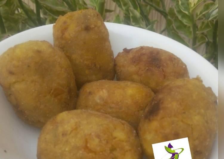 Recipe of Award-winning Potato nuggets