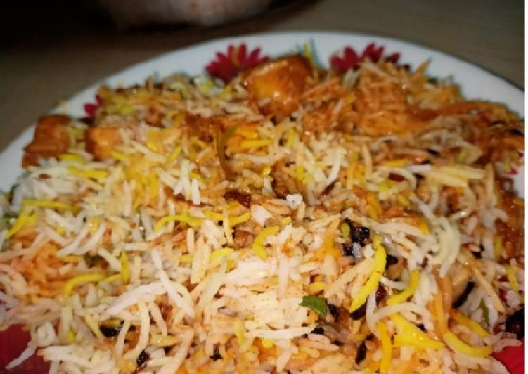 Tasty yummy EGG BIRYANI