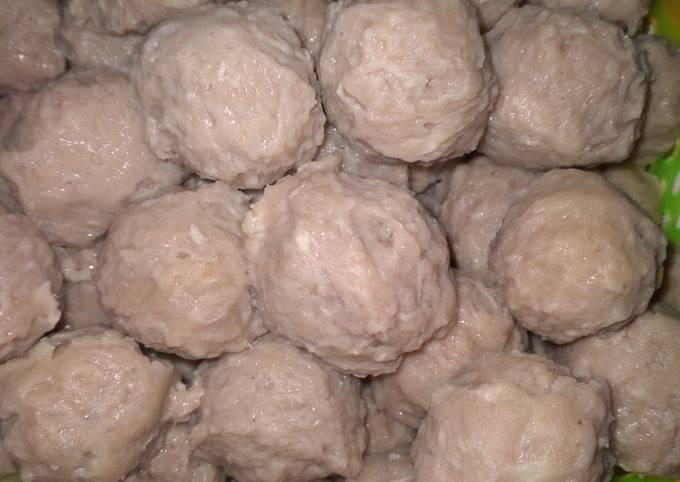 Bakso home made sapi mix ayam