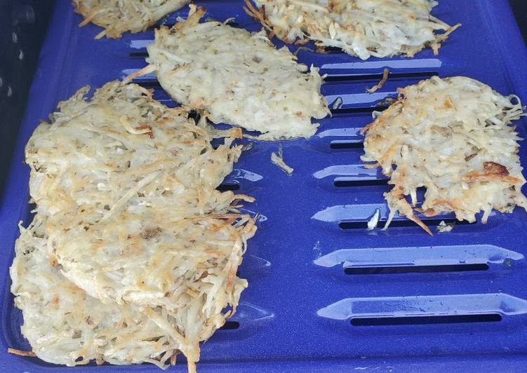 Easiest Way to Prepare Delicious Hash brown