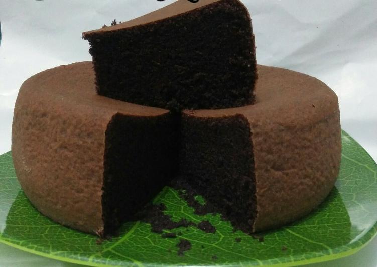 Cara Memasak Brownies Ketan Hitam Kukus Panggang Anti Ribet