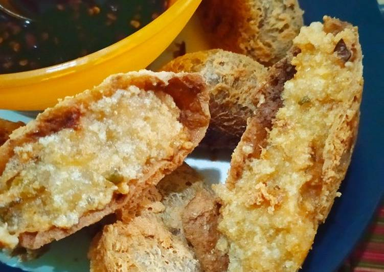 Tahu Walik Udang-Ayam - cookandrecipe.com