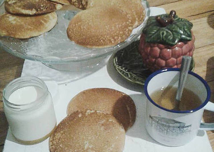 Le moyen le plus simple de Faire Parfait Pancakes sans gluten