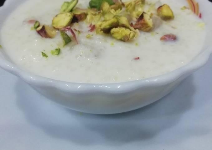 Samavat Rice Kheer