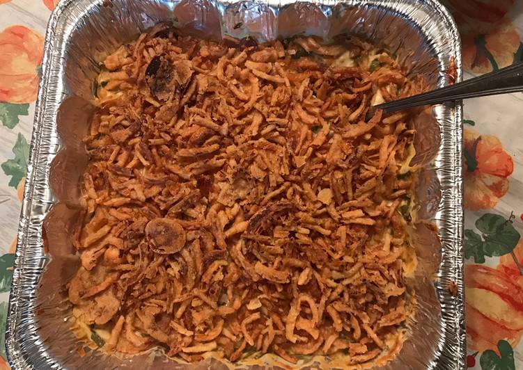 Holiday Green Bean Casserole, Some Foods That Are Good For Your Heart