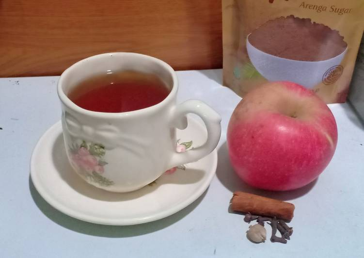Teh Kulit Apel 🍎