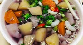 Hình ảnh món Nui nấu củ phiên bản nhà có gì nấu đó (vetula)