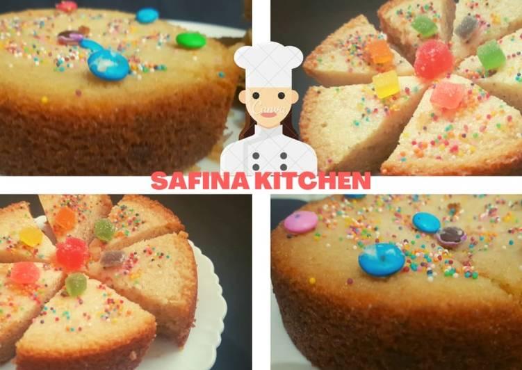 Mawa Cake Recipe l Khoya Cake Recipe l How to make Mawa Cake I Kadhai Cake Recipe Without oven