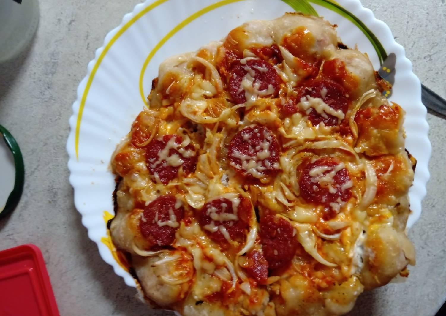 пицца из пельменей рецепт с фото тебя огромный гардероб