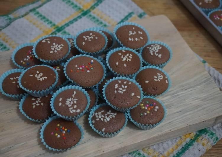 Brownies Mini Kering