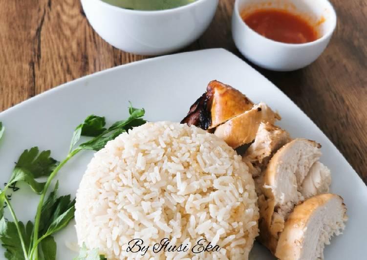🇸🇬 Singapore Roasted Chicken Rice