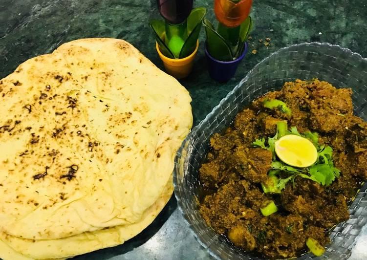 Beef Karhai