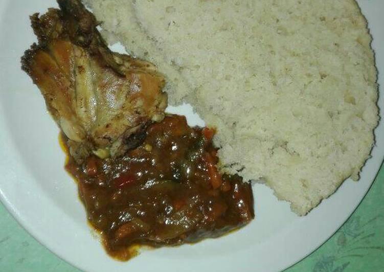 Tasty salt and pepper chicken
