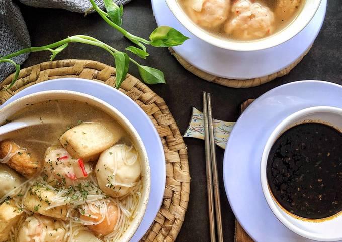 Oden Bihun Sup