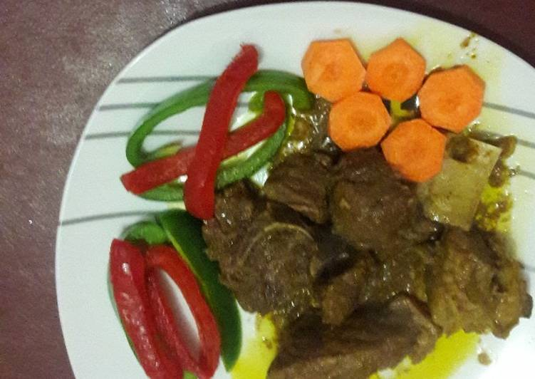 Recipe of Top-Rated Beef stew
