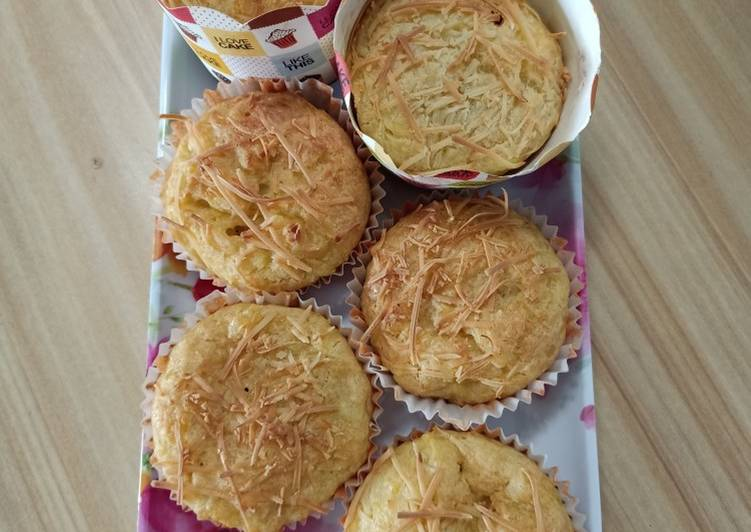 Resep Muffin low carb Paling dicari