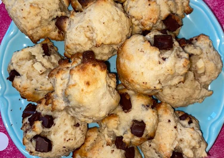 Recipe: Delicious Cookies léger 🍪