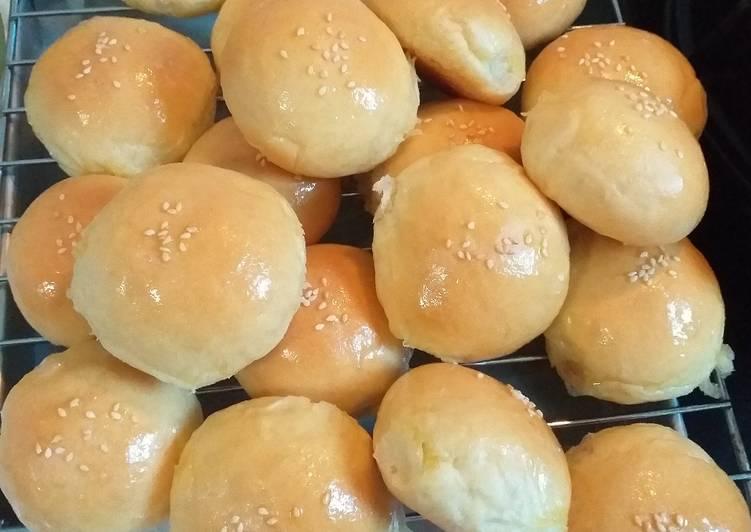 Roti Mungil Isi Abon