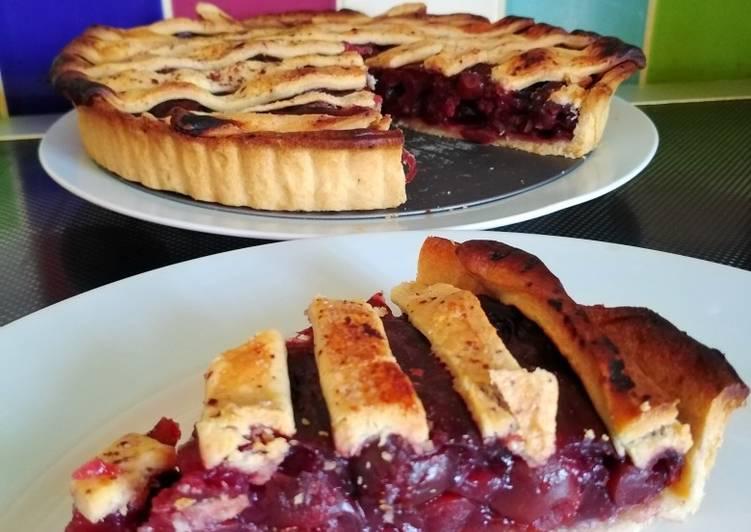 Vickys Cherry Pie, GF DF EF SF NF
