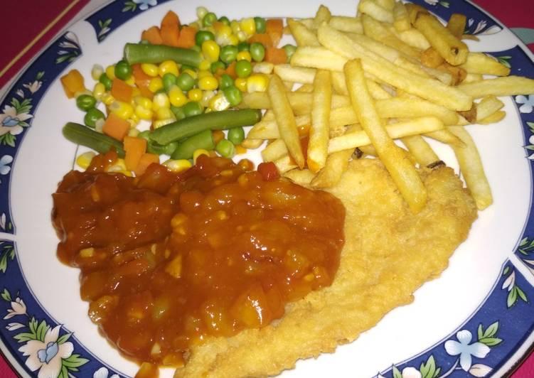 Resep Steak Ikan Dori Oleh Dita Mustika Cookpad